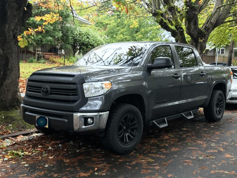 Toyota Albany Ny >> Let's see those black rims | Toyota Tundra Forum