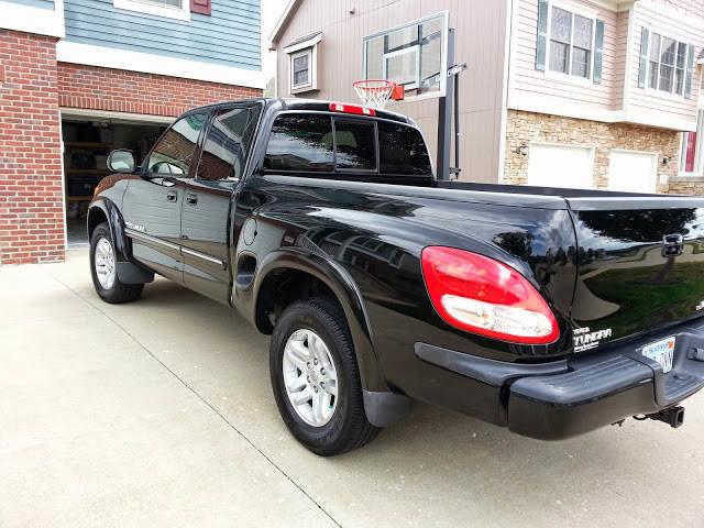 2003 Toyota Tundra Stepside Autos Post