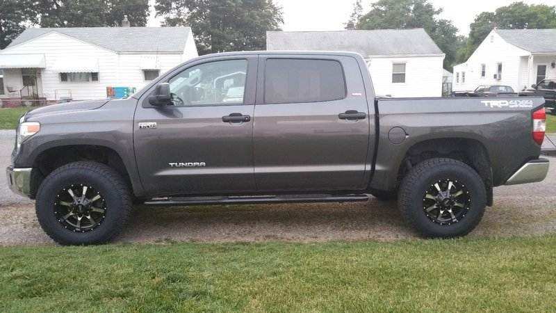 Official Tundra Wheel And Tire Setups Pics And Info Toyota