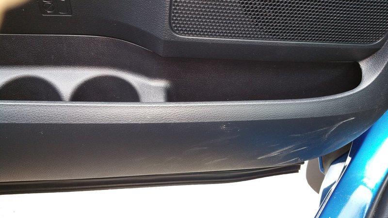 Tundra Door Panel Kick Plate Pad Toyota Tundra Forum