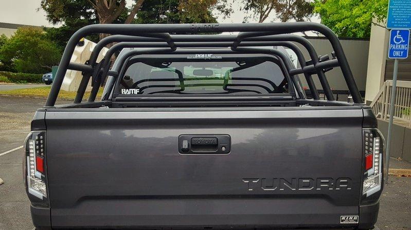 Bamf Crewmax Bed Rack Toyota Tundra Forum
