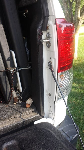 How Do You Seal The Tailgate Toyota Tundra Forum