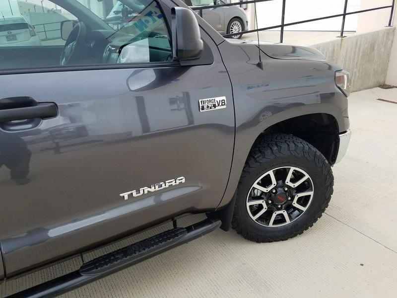 Cooper Discoverer Atp Bfgoodrich T A K02 Toyota Tundra Forum