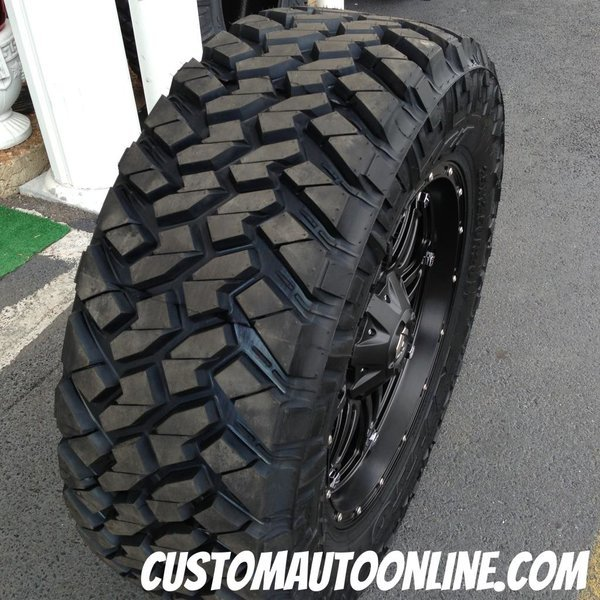 Nitto Dura Grappler >> Wheels/tires/18's/level/brands-Go! | Toyota Tundra Forum