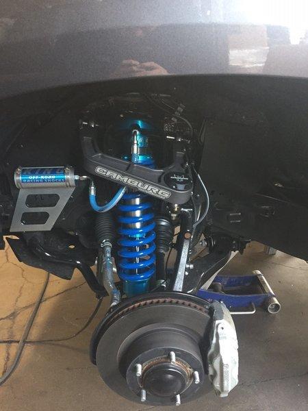 Pro Comp Lift Kit >> Camburg Toyota Tundra 07+ 2wd/4wd Billet UCA Kit | Toyota ...
