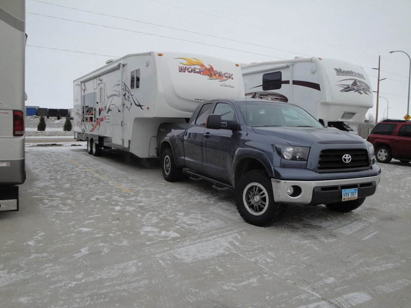 5th Wheel Camper Toyota Tundra Forum