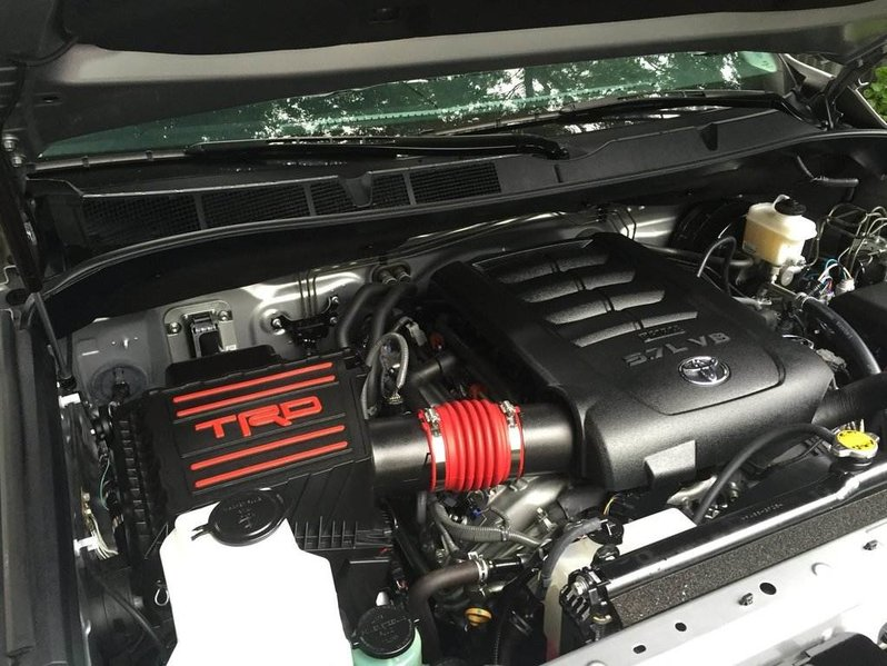 TRD cold air intake-SOLD | Toyota Tundra Forum