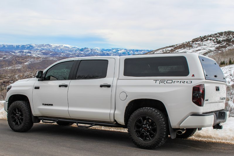 295 65 18 Duratrac On Stock Gen 3 Toyota Tundra Forum