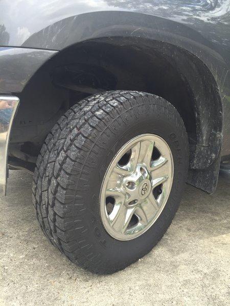 275 70r18 Or 295 70r18 Toyota Tundra Forum