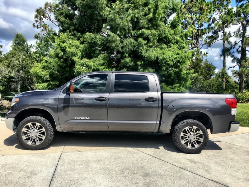 Running Boards Leave Them Or Remove Toyota Tundra Forum
