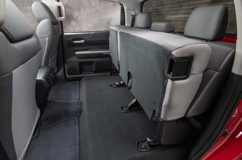 Reclining Rear Seats In 2017 Crewmax Toyota Tundra Forum