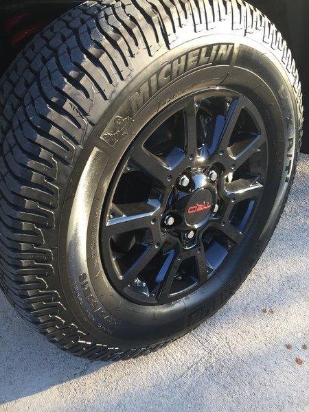 2017 Trd Pro Rims Amp Tires Toyota Tundra Forum