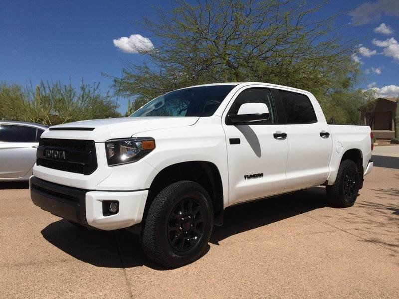 New To The Forum With My New Trd Pro Toyota Tundra Forum