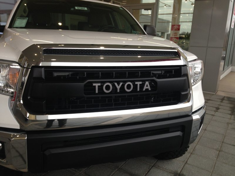 Toyota Franklin Tn >> Trd pro grill and hood bulge | Page 2 | Toyota Tundra Forum