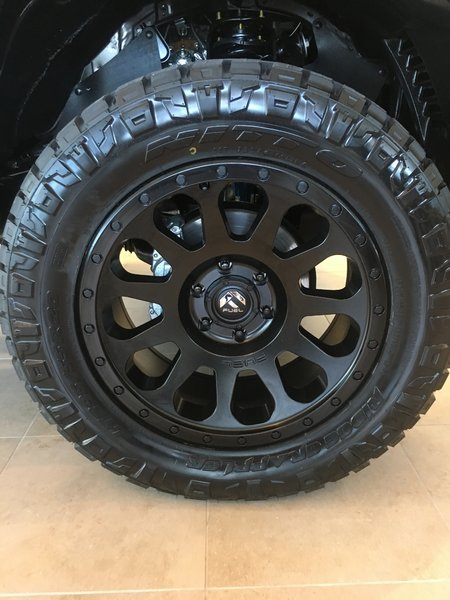 New Fuel rims look like copy of method rims | Toyota ...