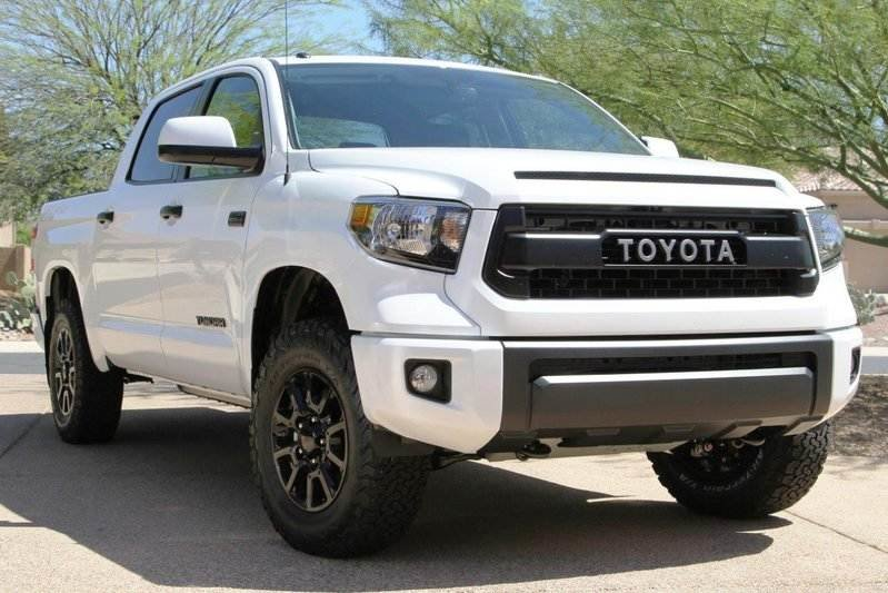 Let S See Your Trd Pro Toyota Tundra Forum
