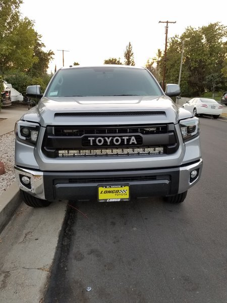 Where to get TRD Pro grill? | Toyota Tundra Forum