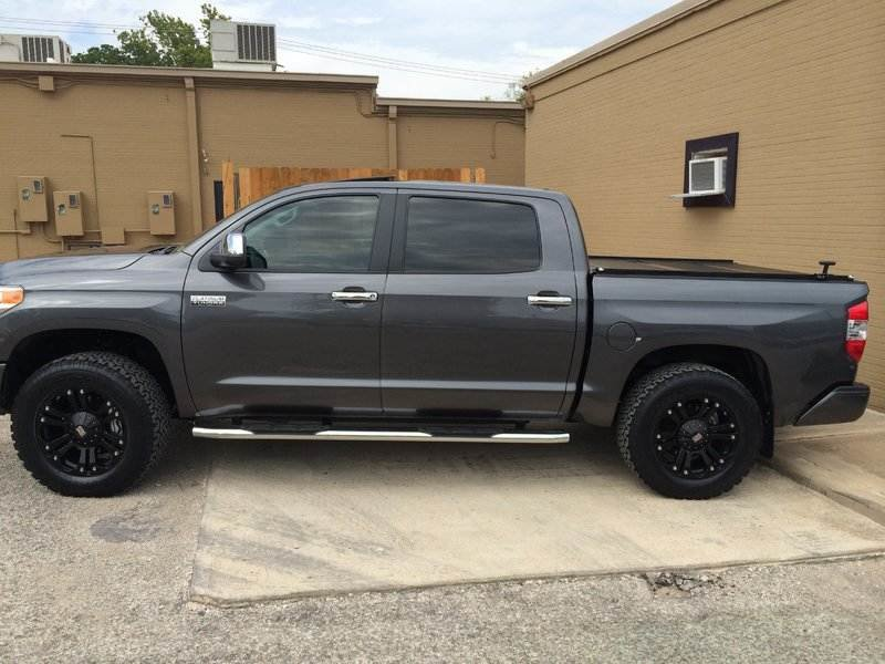 Toyota Tacoma Lifted >> Official Tundra Wheel and Tire Setups - Pics and Info ...