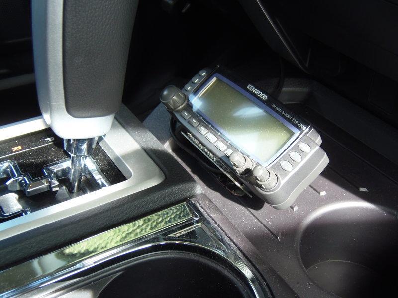 Ham Radio Install Questions Toyota Tundra Forum